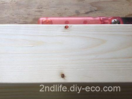 木材の抜け節