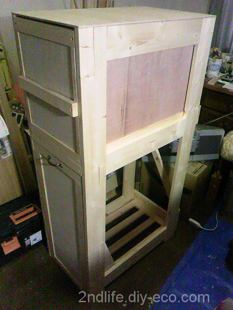 シンデレラフィットのスキマ家具