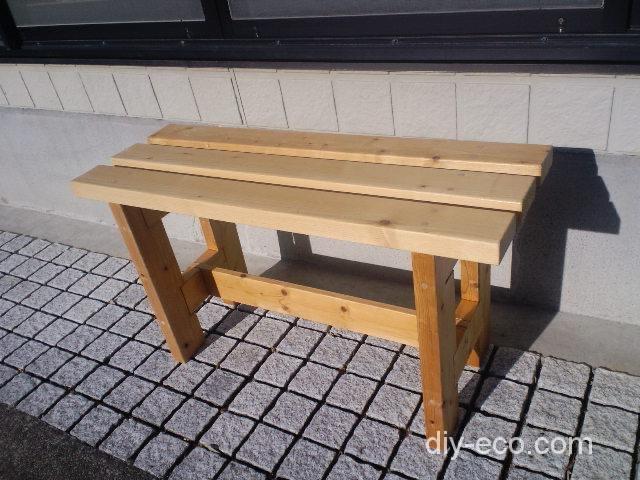 屋外用ベンチ(縁台)